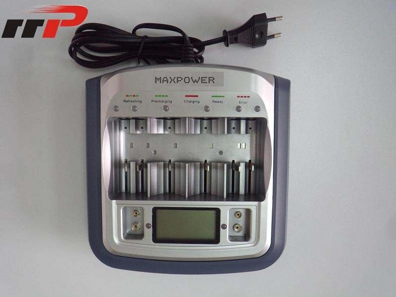 Universal AA AAA Size Ni-CAD / Ni-MH battery charger With Digital Display