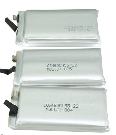 High Capacity 2300mAh lithium ion aa rechargeable battery Light weight