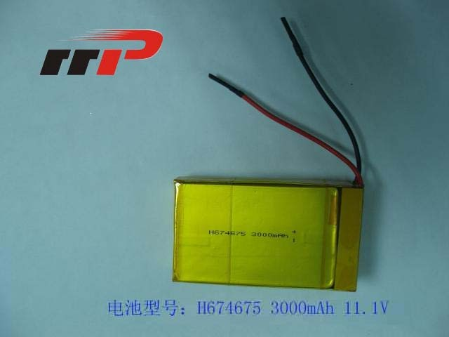 Customized Lithium Polymer Battery UL