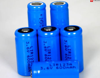 চীন Customized Lithium Ion Battery Packs 14500 600  3.7V UL CE ODM OEM কারখানা